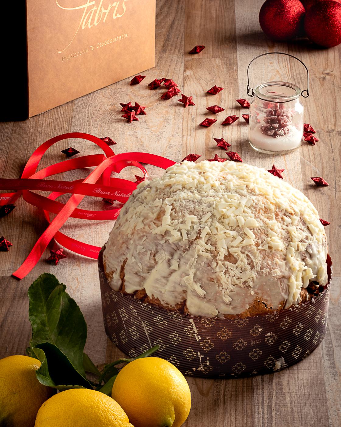 Food Photography - Panettone al Limoncello