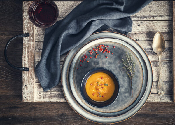 Fotografia Food - Pumpkin Soup