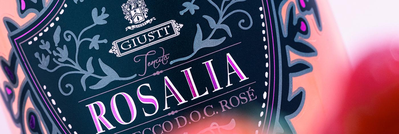 Giusti Rosé Rosalia
